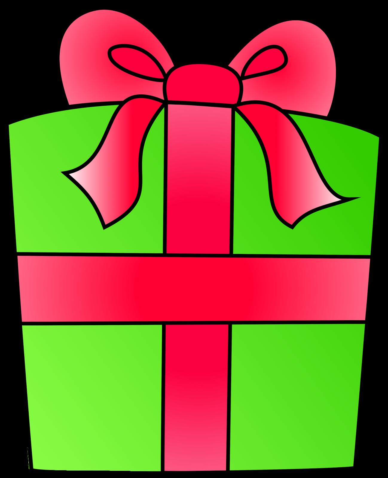Gift clipart prsent. Birthday present clip art