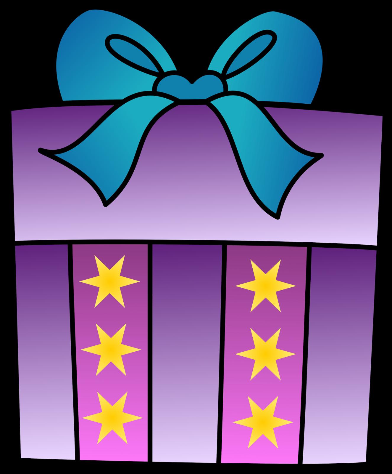 gift clipart bithday