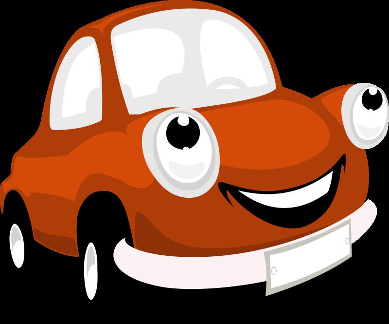 Future clipart car. Free cartoon wreck download