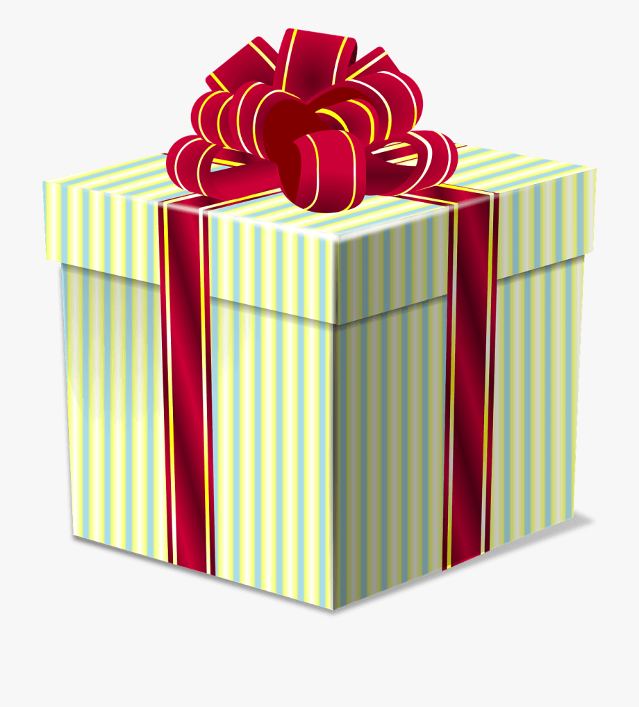 Christmas presents clip art. Gift clipart rectangle