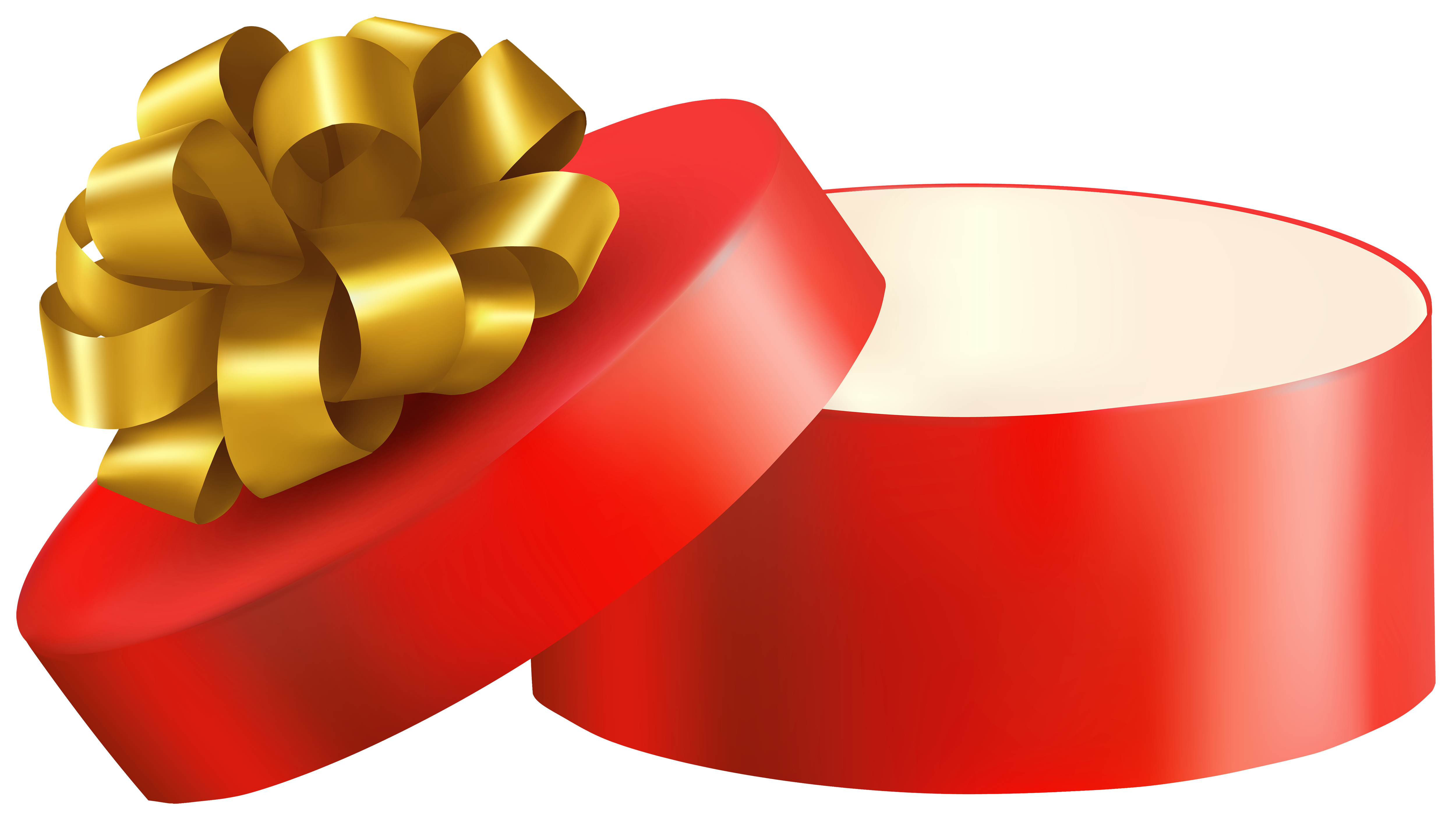 Red open png best. Gifts clipart small gift