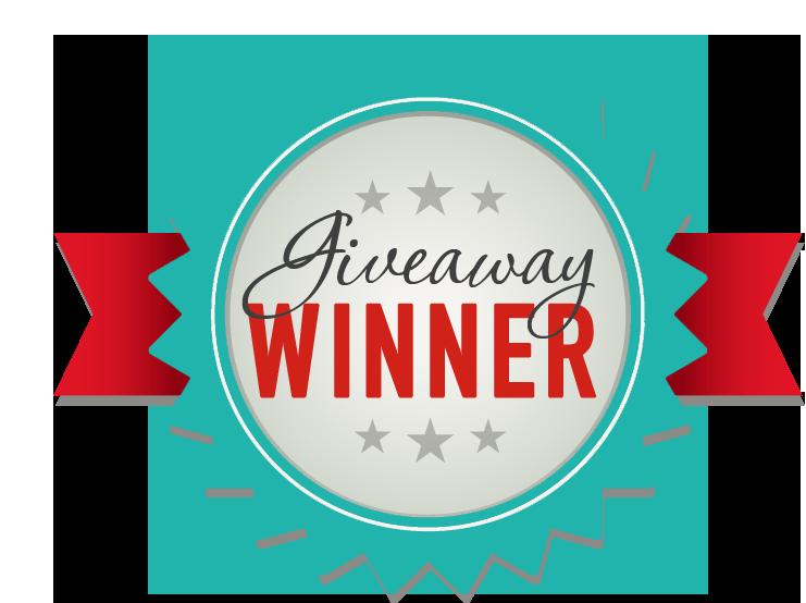 Giveaway desktop backgrounds winner. Prize clipart word