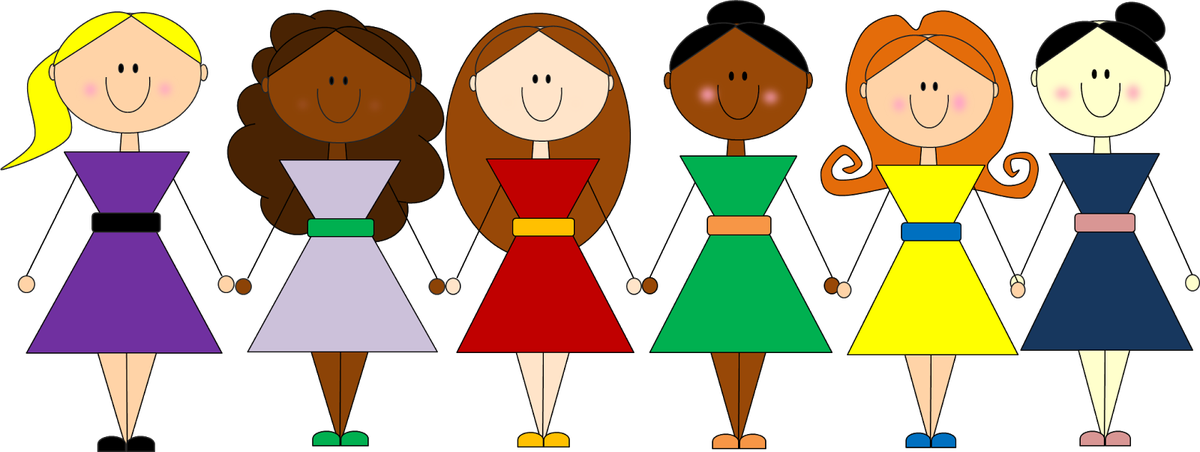 Group clipart different group. The magic of moms