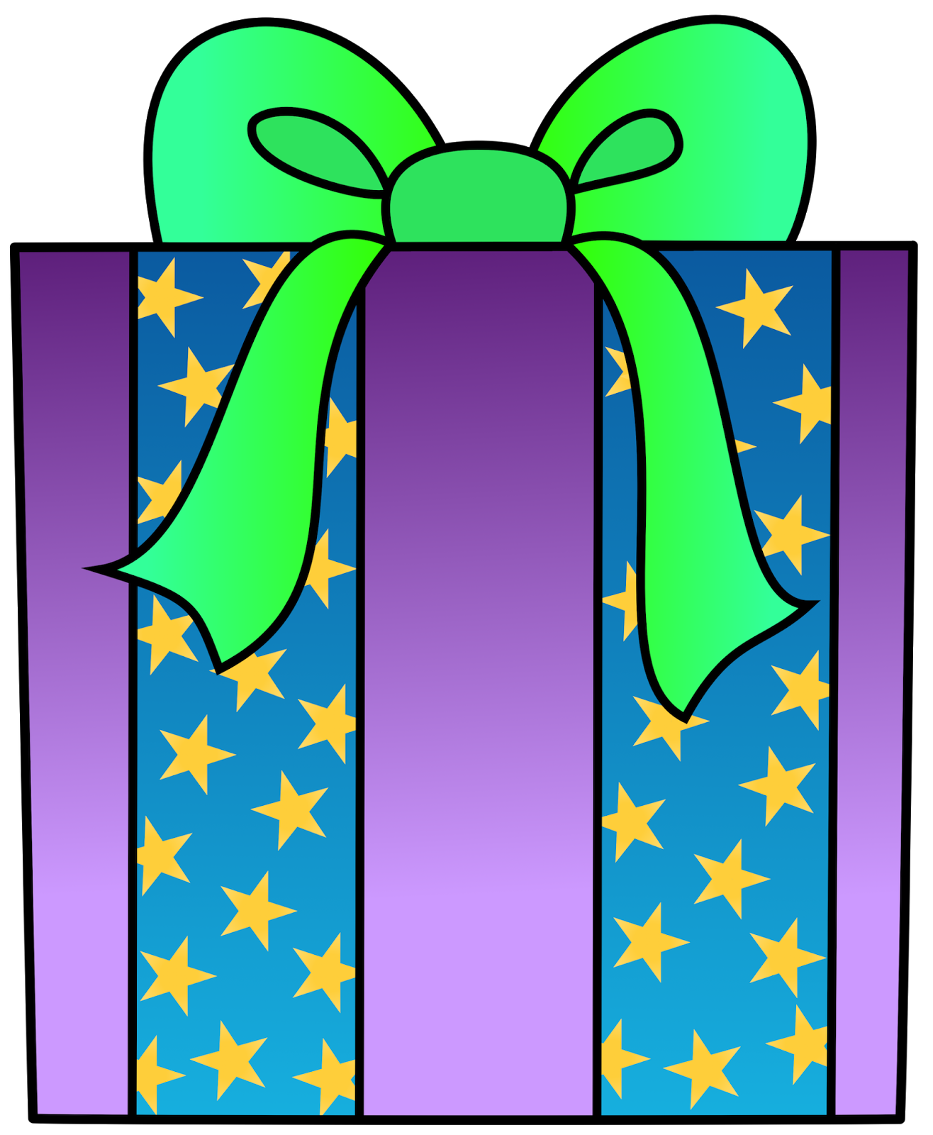 Gift clipart bithday. Happy birthday present free
