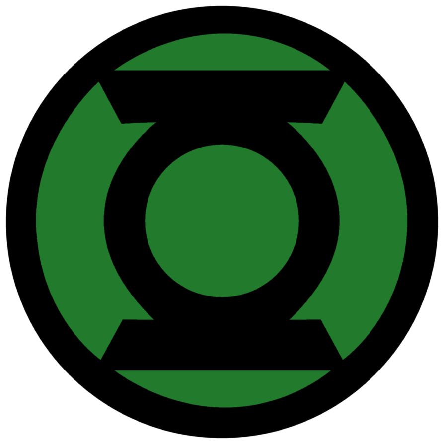 Youtube clipart badass. Green lantern corps symbol