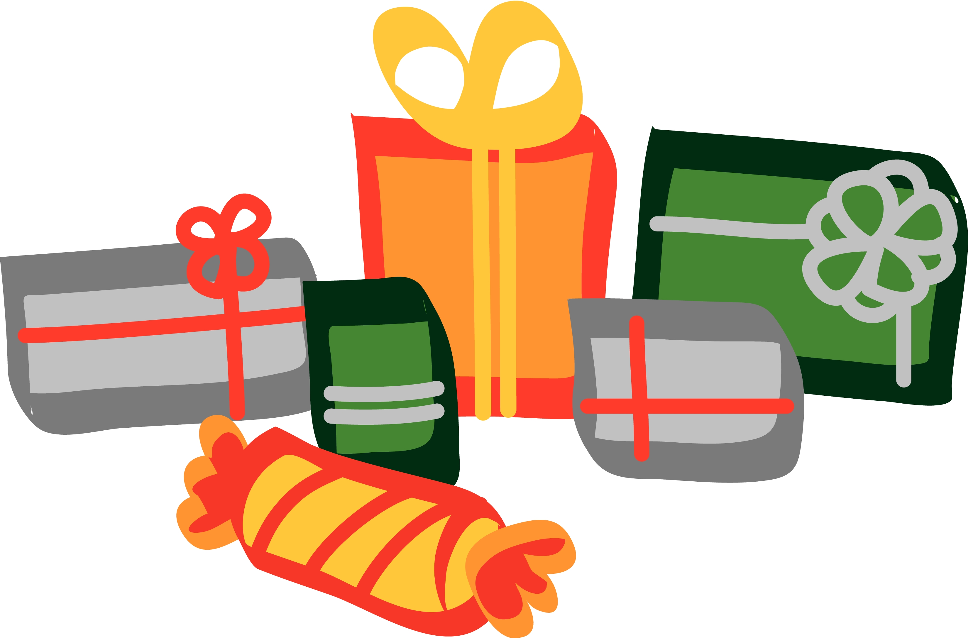 Free pictures of download. Gift clipart lot presents