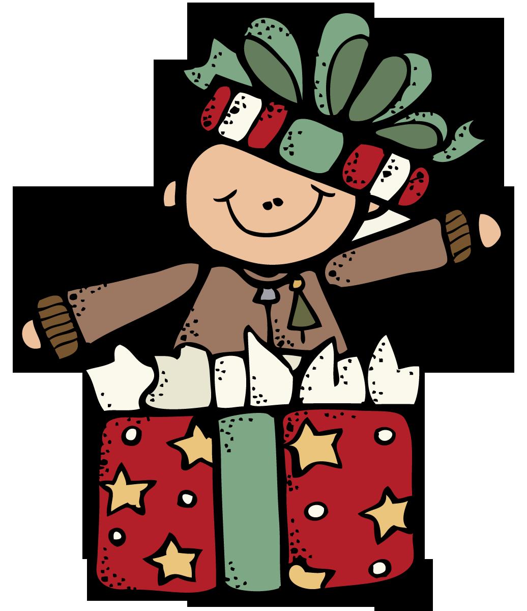 Melonheadz clipart calendar. Christmas clip art saturday