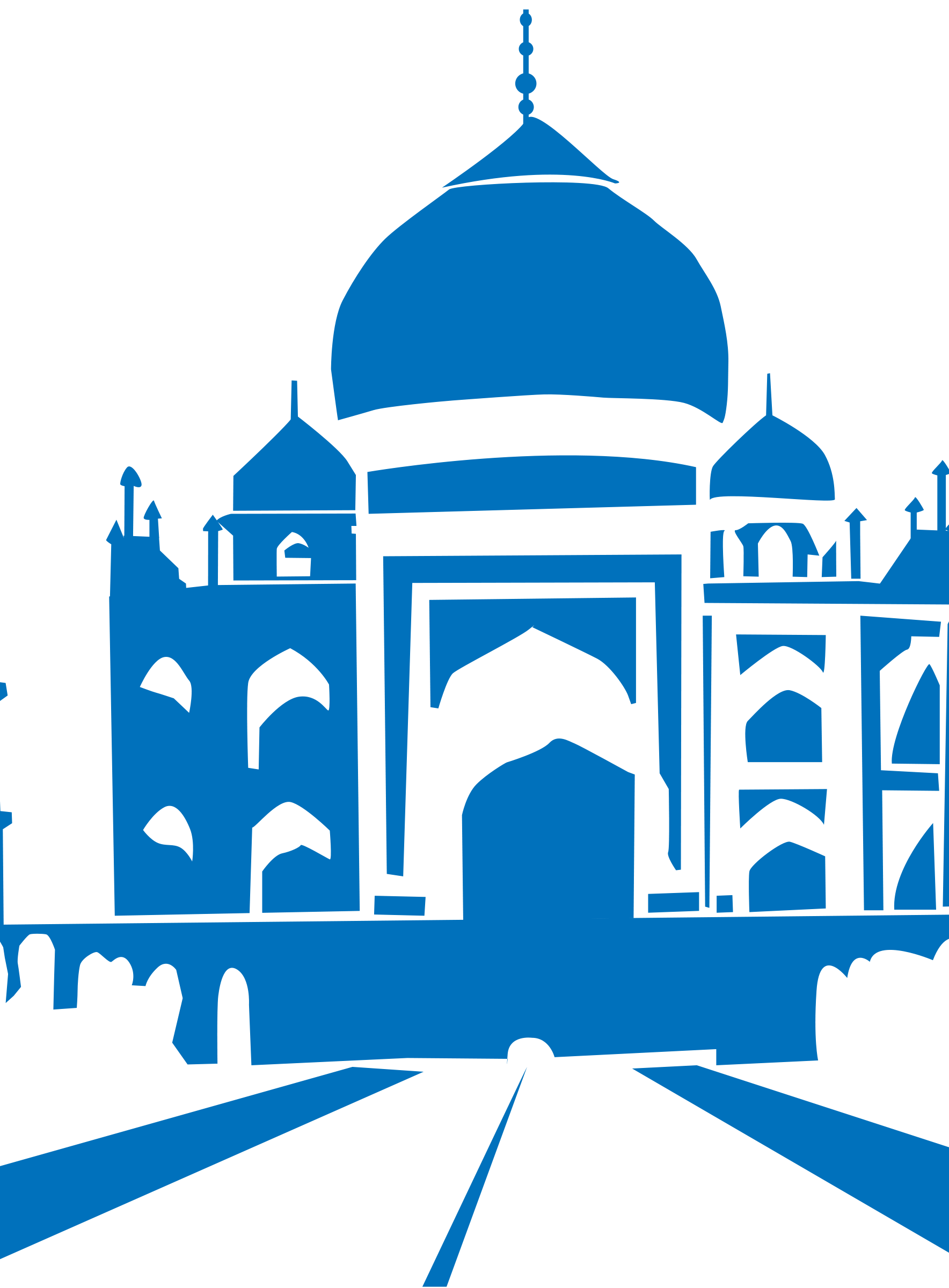 Mahal best india pinterest. Queen clipart taj