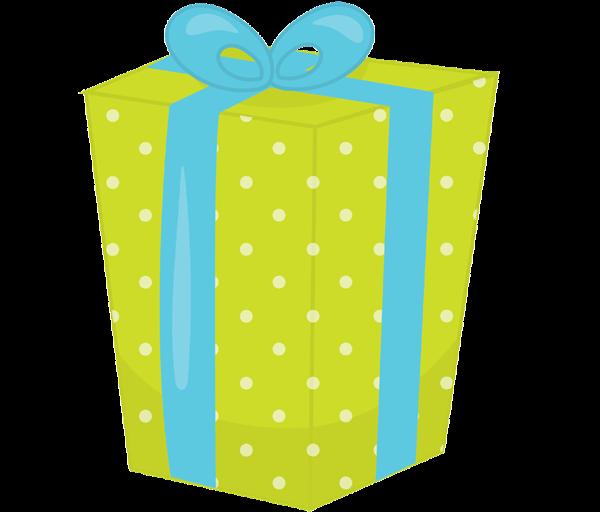 Clipart present polka dot. Baby shower invitations w