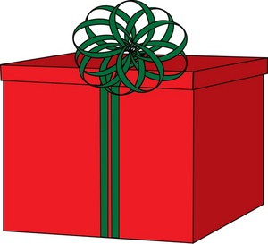 T free images cliparting. Gift clipart big present