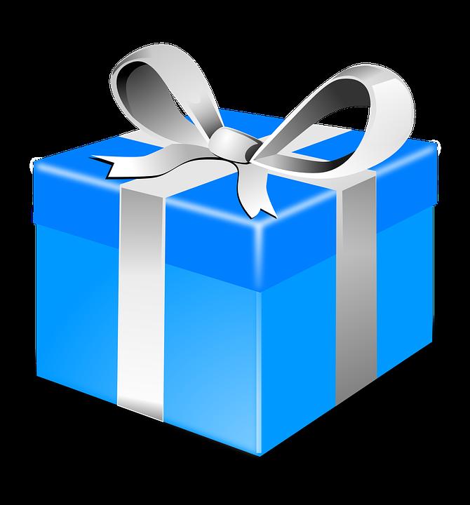 Gift animated