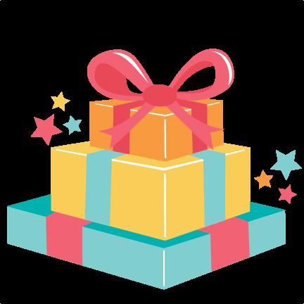 Gift cliparts zone . Clipart present present pile
