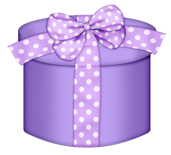 Gallery free pictures . Purple clipart present