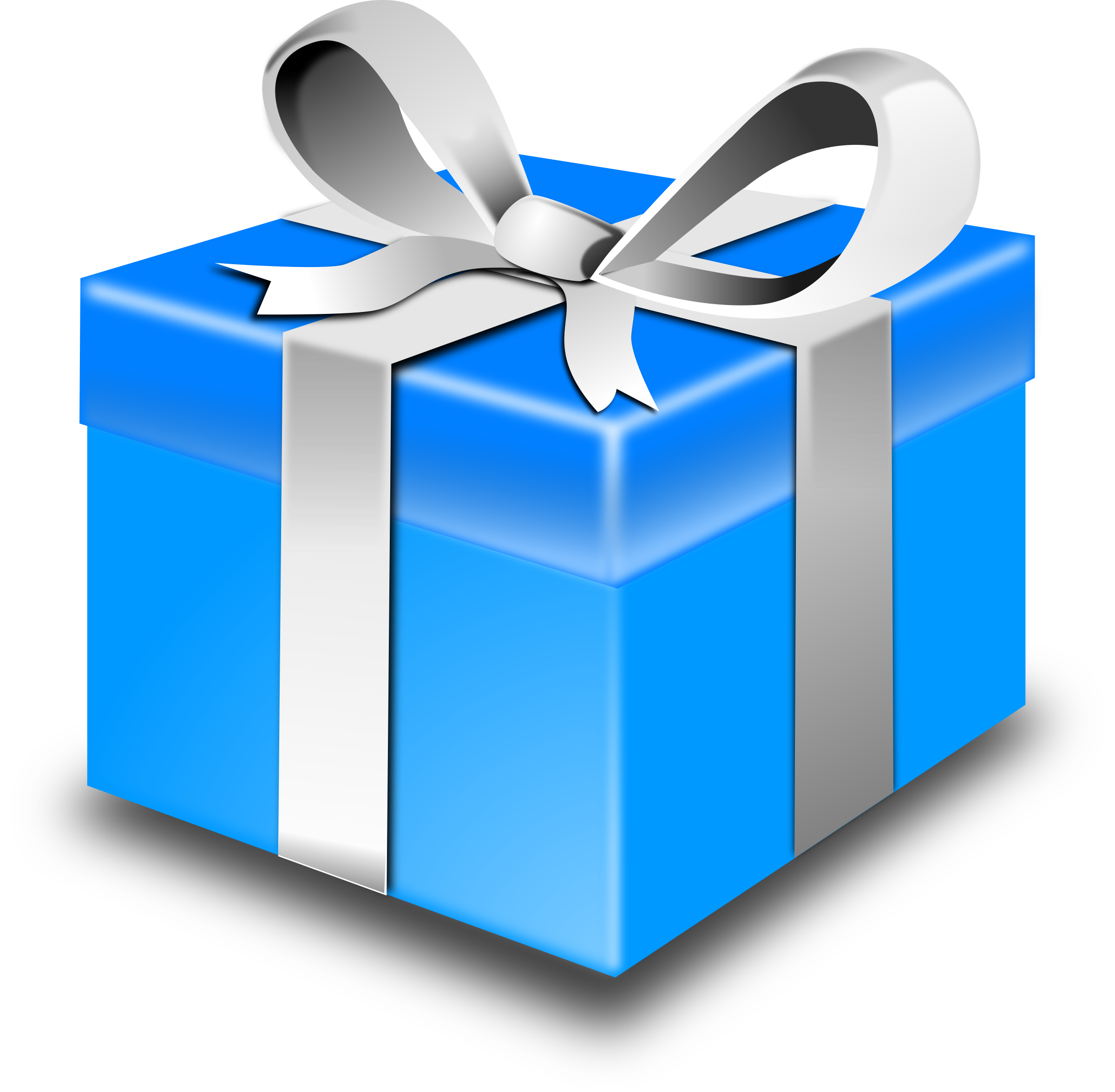 collection of mystery. Gift clipart big present