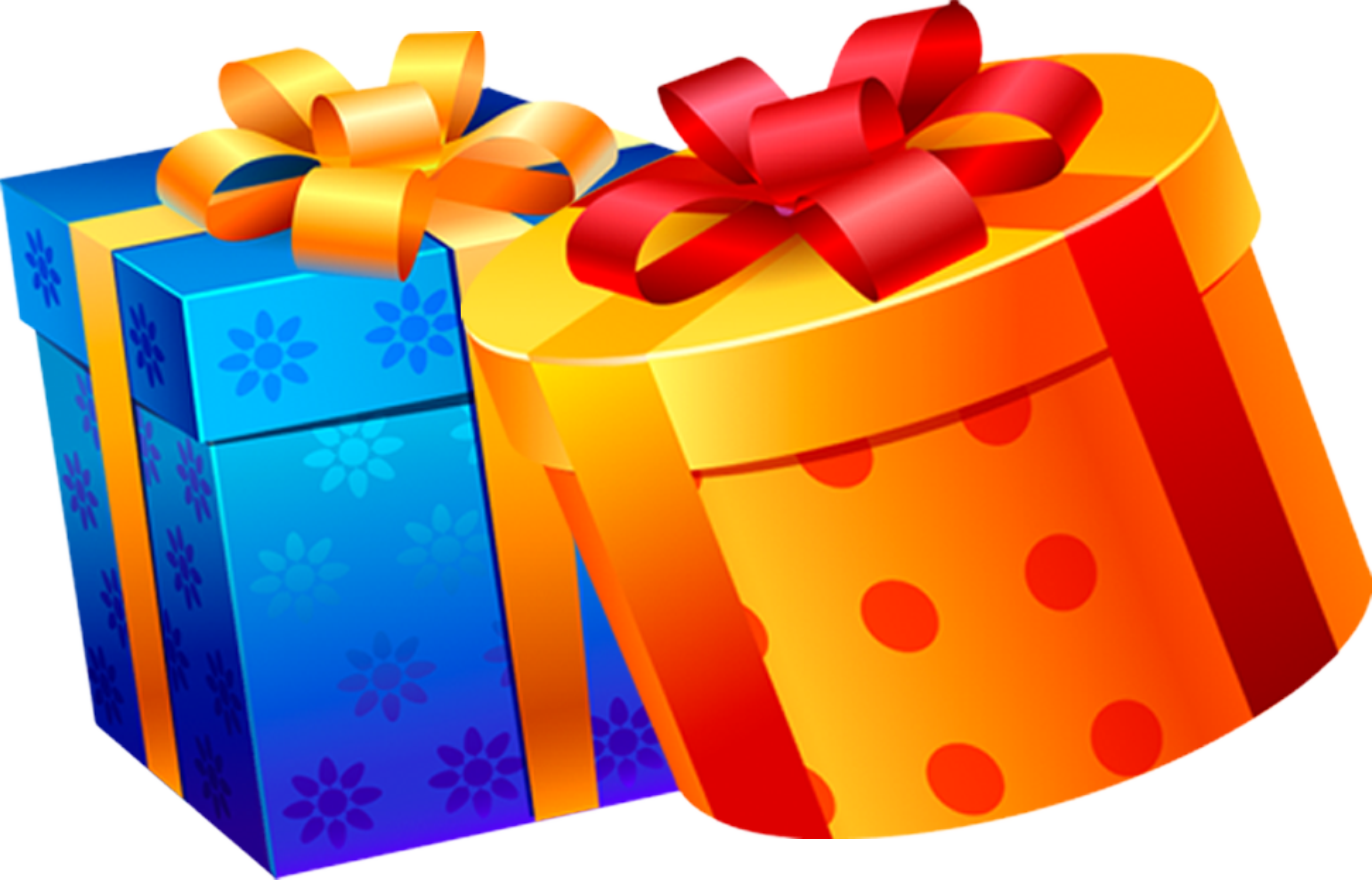 Pastel de cumplea os. Gift clipart regalo