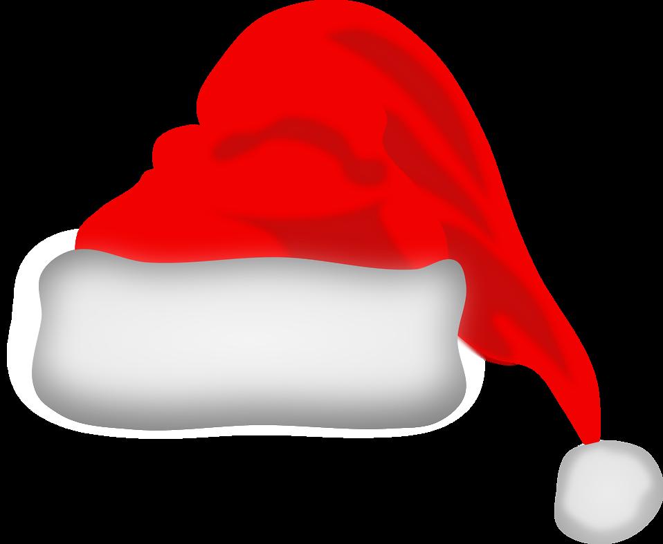 Santa hat vector png. Free stock photo illustration
