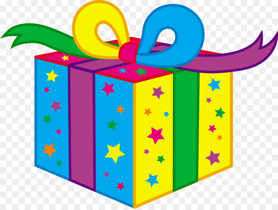 Christmas gift birthday clip. Clipart present small present