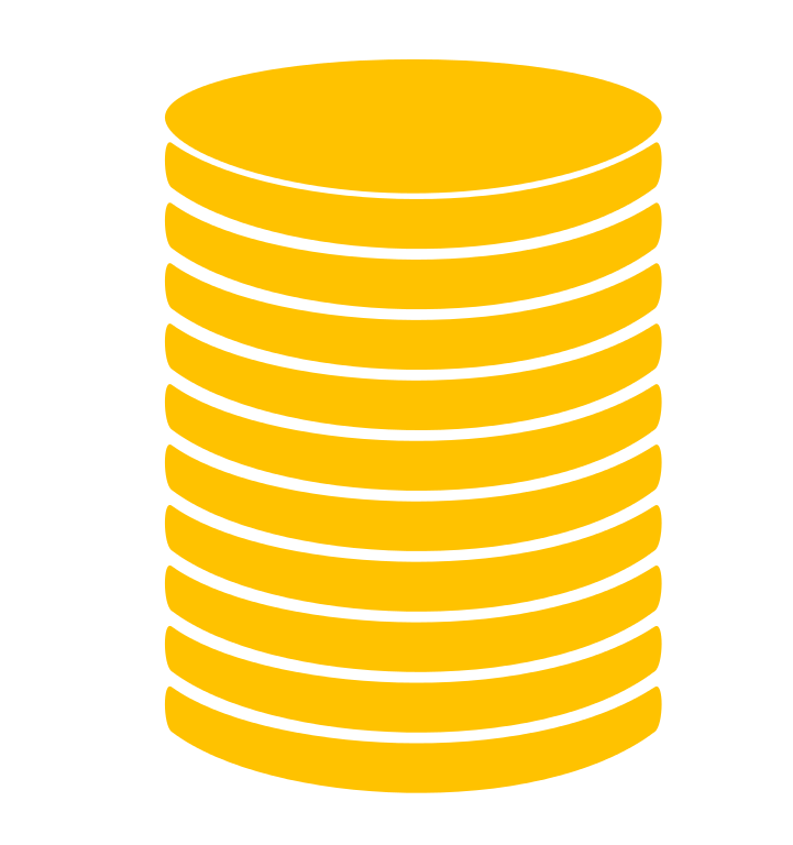 Coin clipart plain gold. Free picture download clip