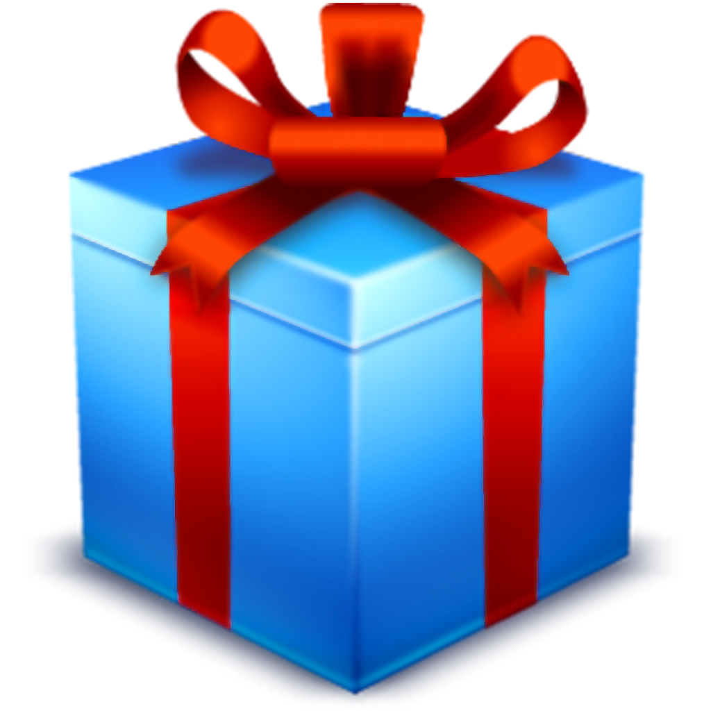 Gift clipart gift item. Png transparent images all