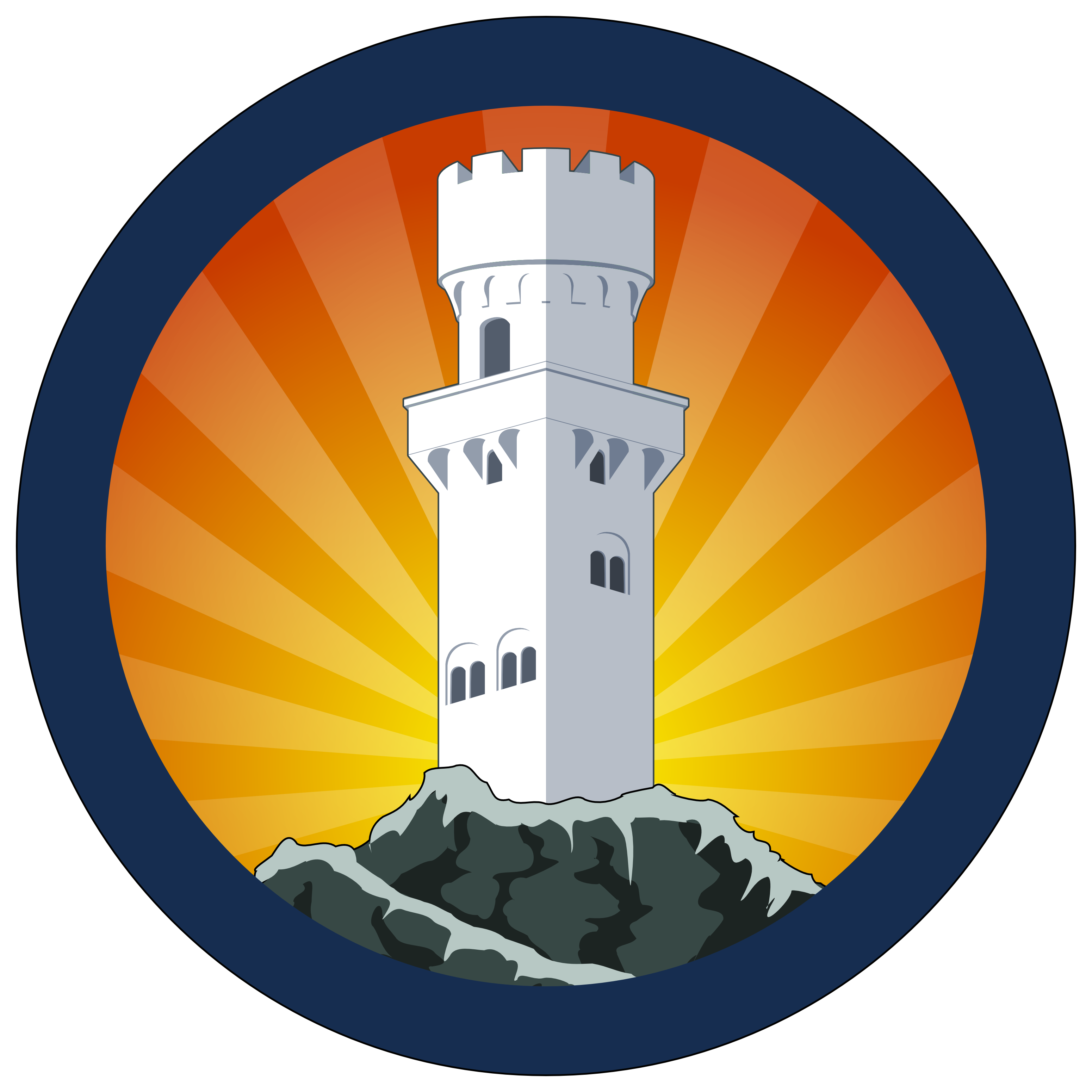 Publishers and editors lachesis. Tower clipart project
