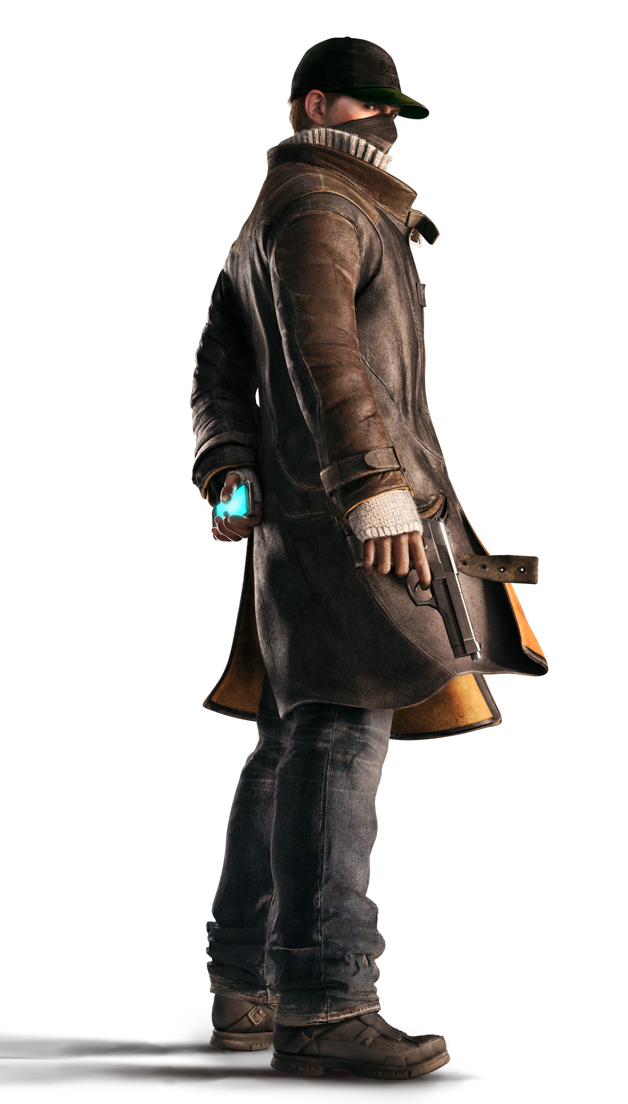Tower clipart present. Aiden pearce watch dogs