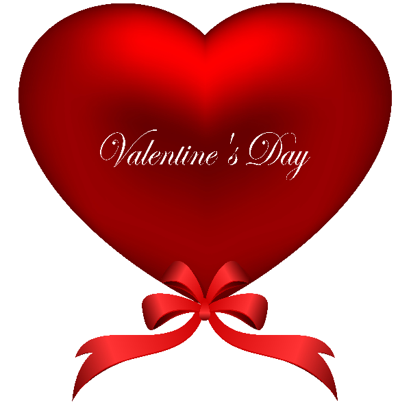 Clipart present valentine. S day symbols and