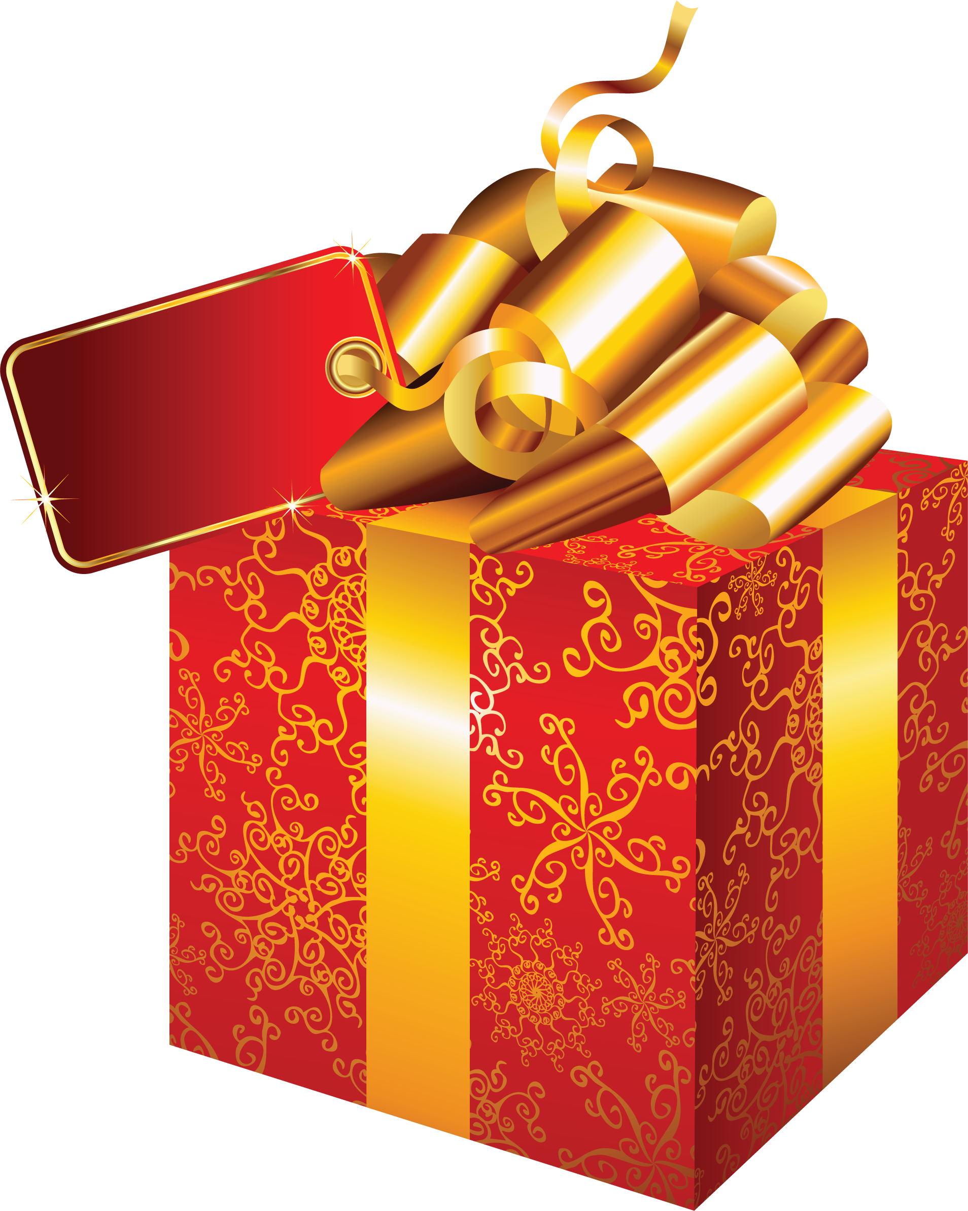 Free gift png transparent. Clipart present vector