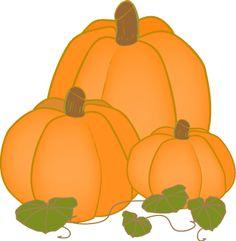 Clipart pumpkin. Cute clip art patch