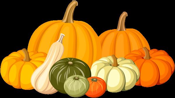 Pumpkins png clip art. Clipart pumpkin autumn