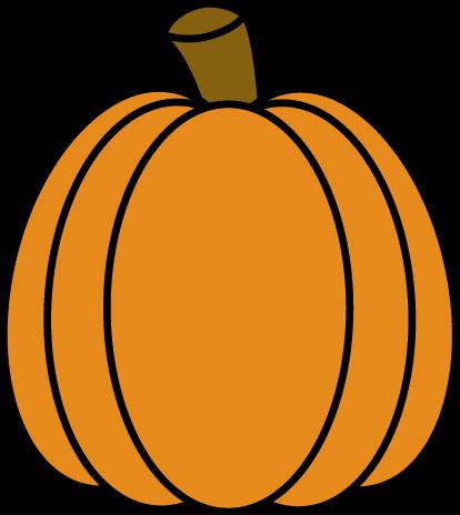 Autumn clip art image. Fall clipart pumpkin