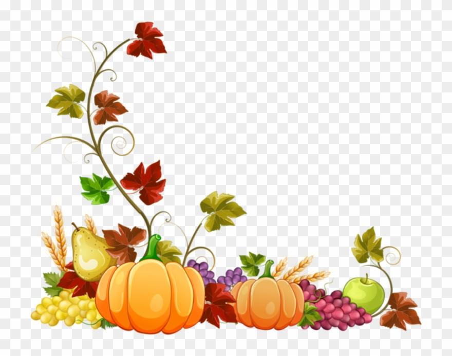 Clipart pumpkin autumn. Tubes automne theme art