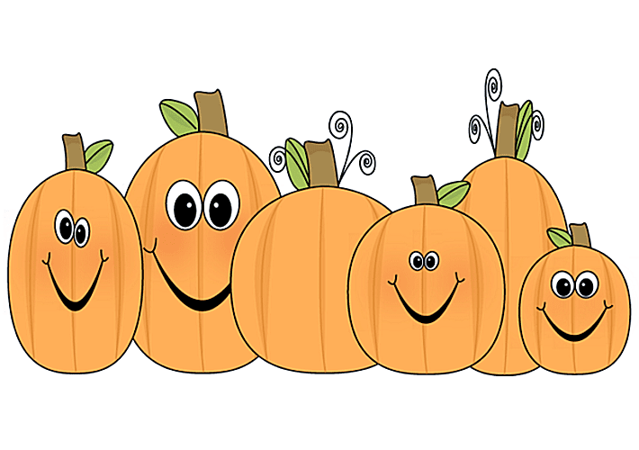 Pumpkin clipart banner. Free clip art and