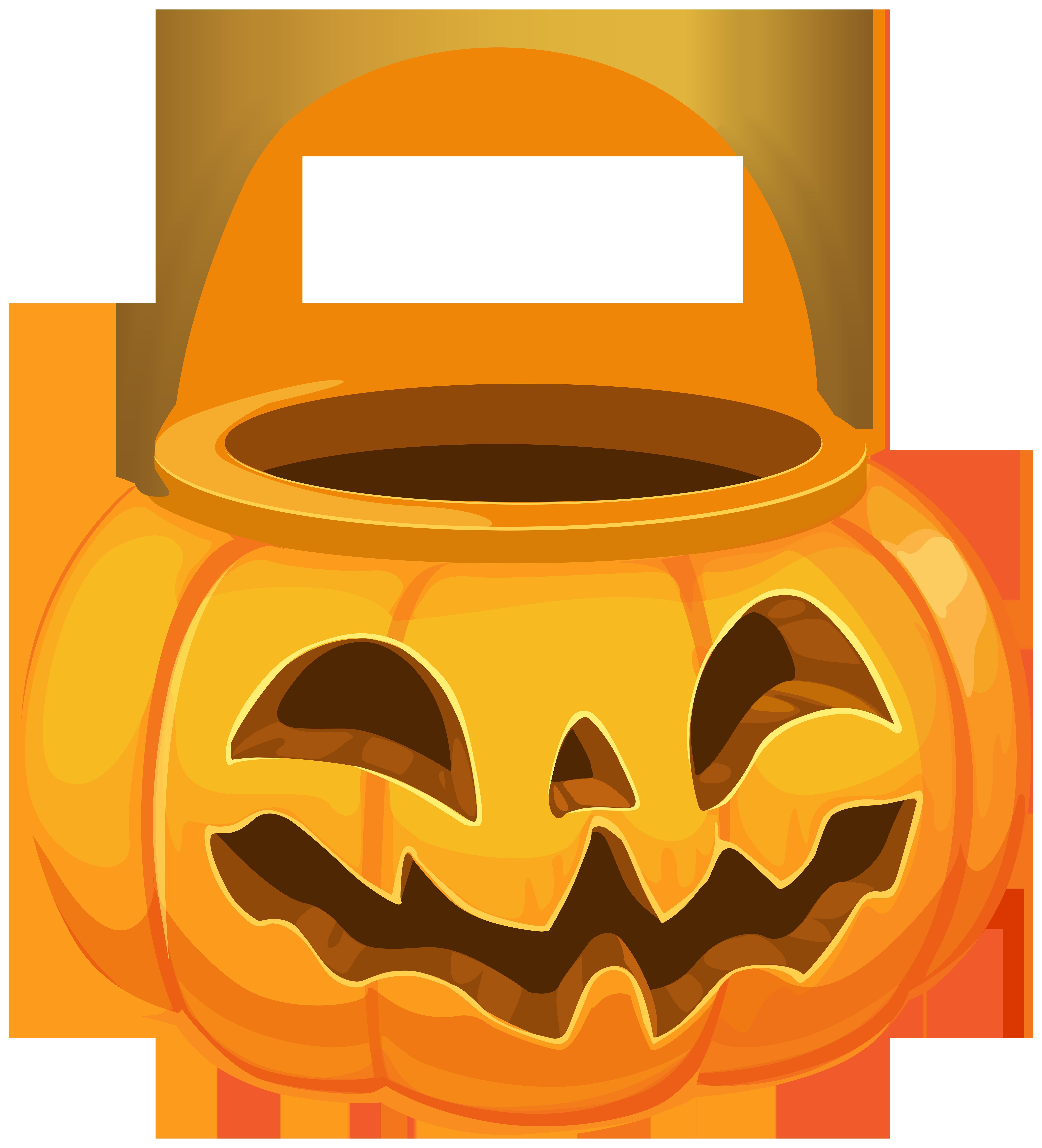 Png clip art image. Pumpkin clipart basket
