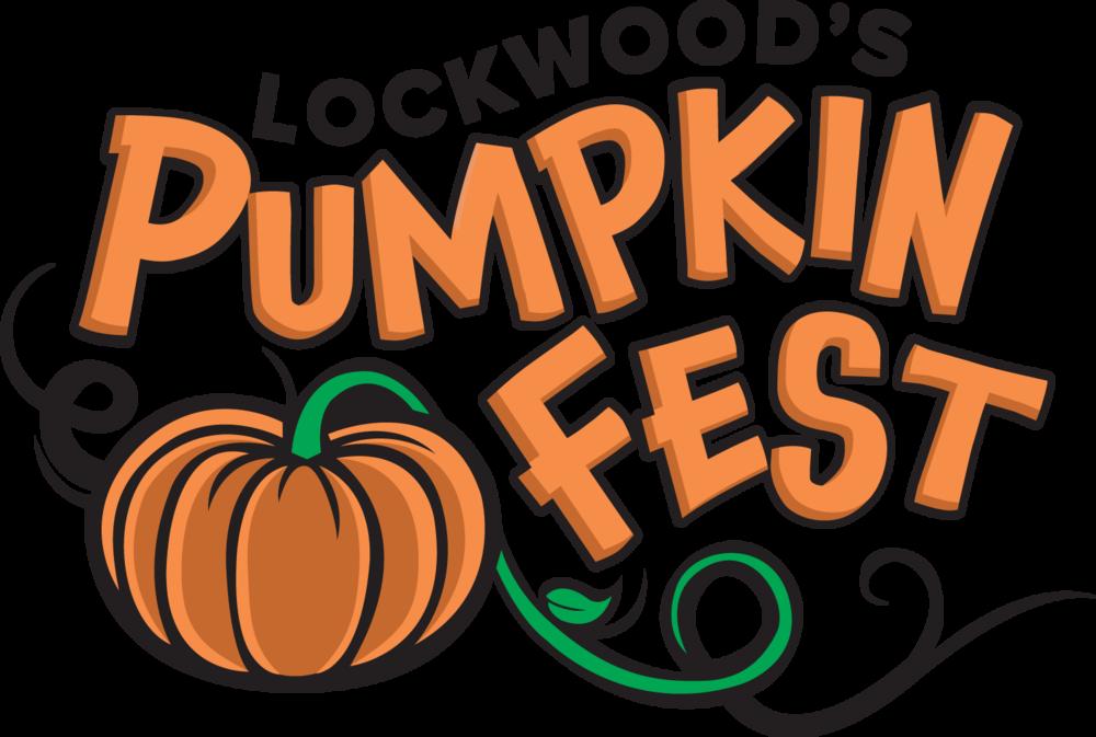Clipart pumpkin bowling. Fest lockwood park lppumpkinfestlogostandardcpng