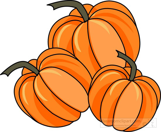 Pumpkin clipart group.  images clip art