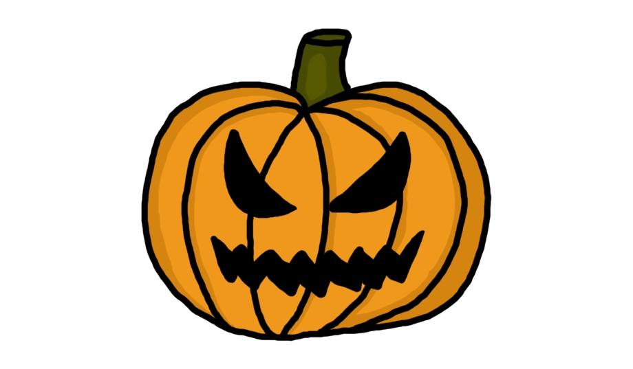 Scary halloween . Pumpkin clipart pumkin