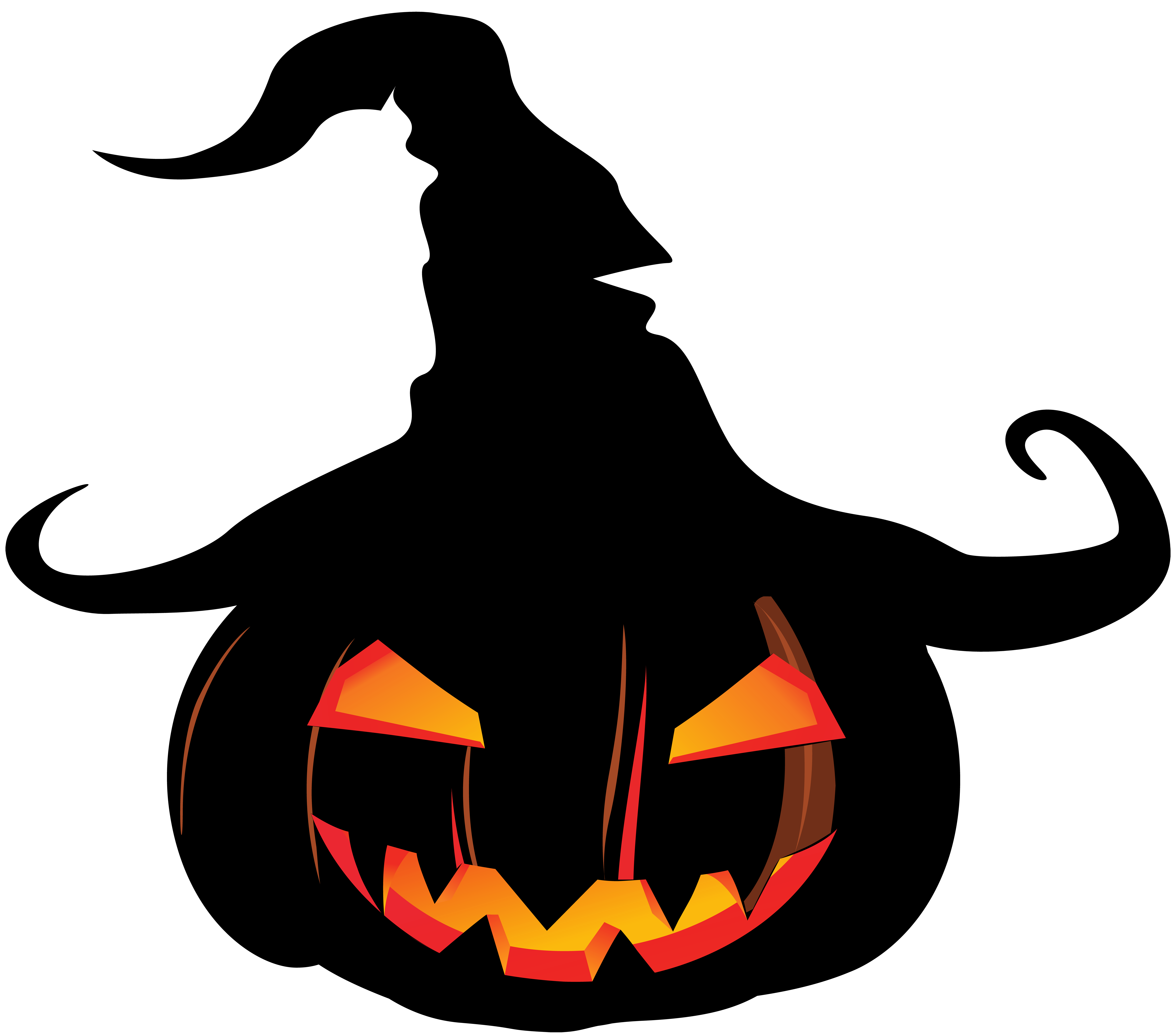 collection of scary. Pumpkin clipart creepy