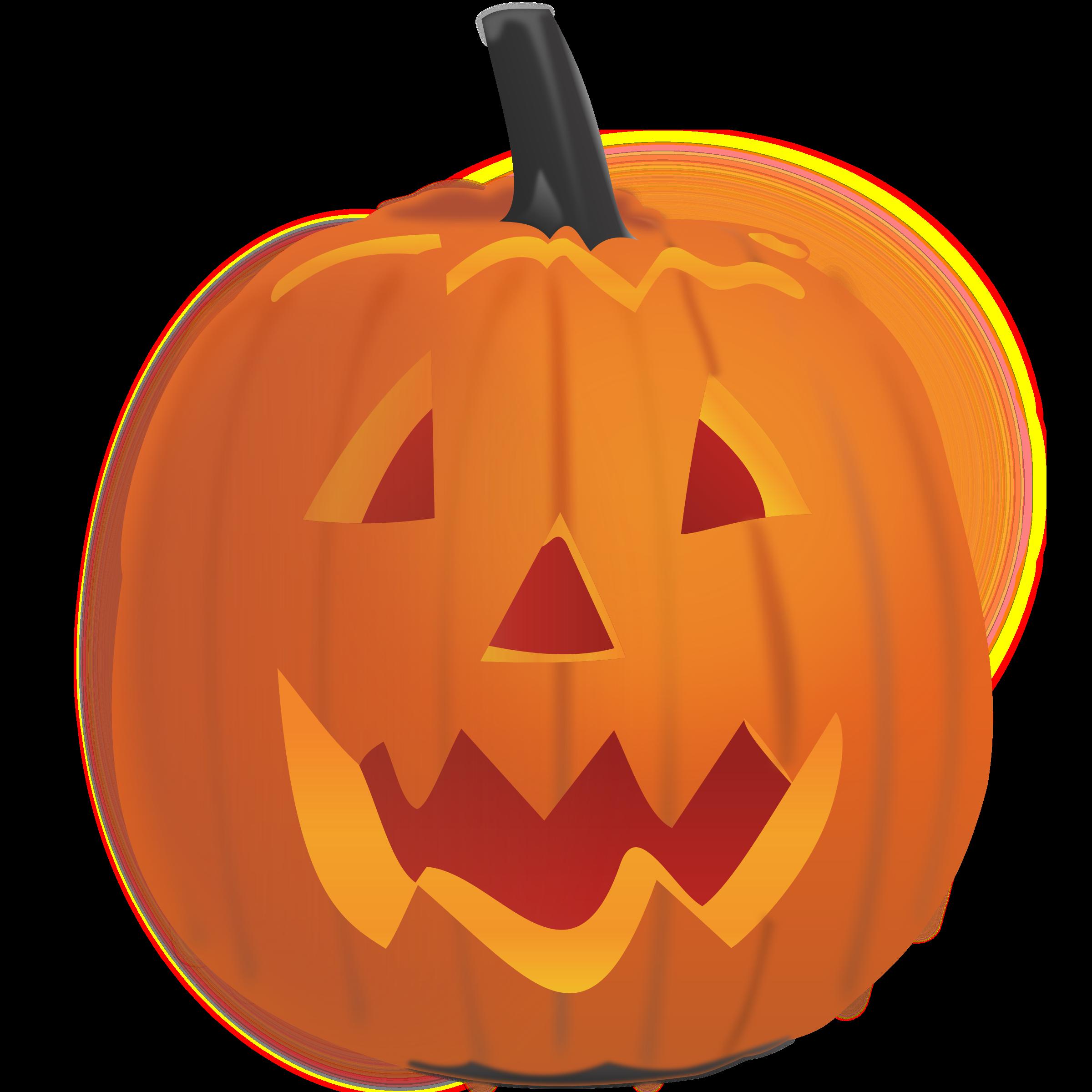 Pumpkin clipart curly. Free clip art bay