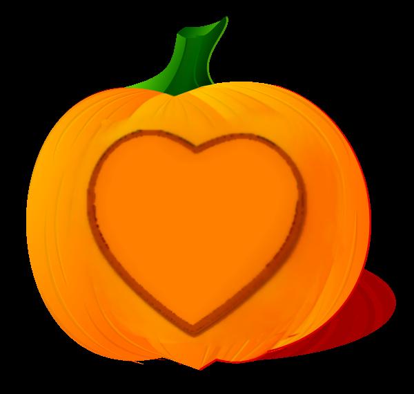 filigree clipart pumpkin