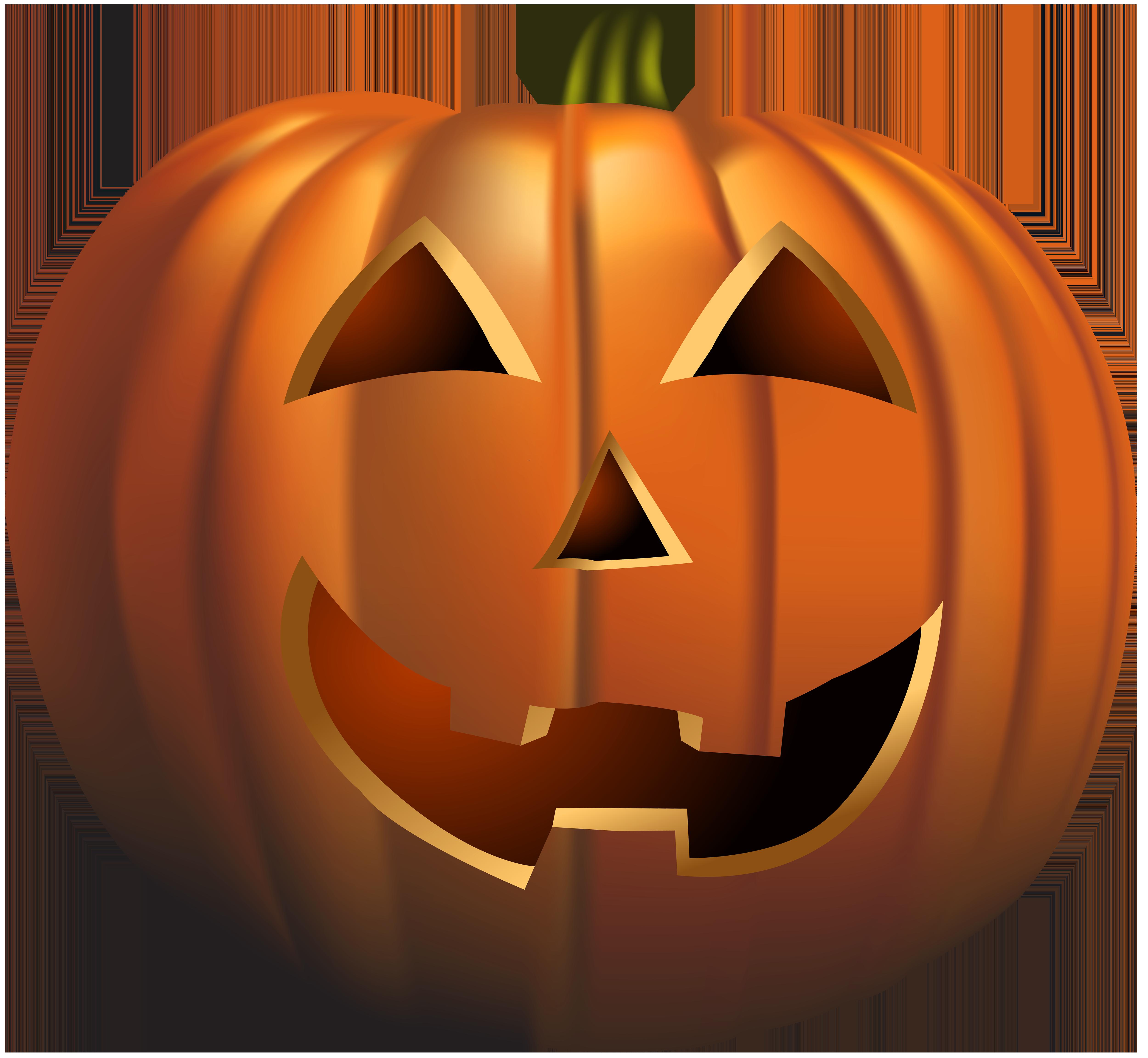 Halloween png clip art. Pumpkin clipart corner