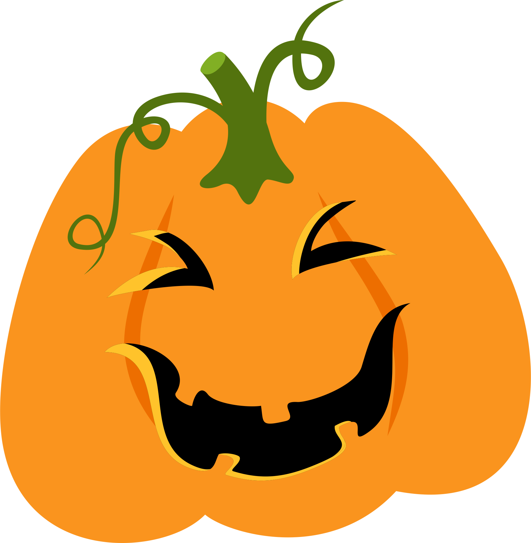 Happy halloween endless creations. Pottery clipart painting