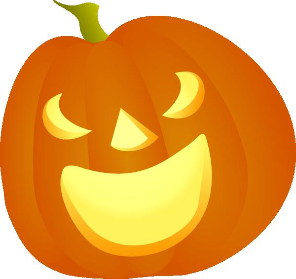 Sad clipart pumpkin. Halloween smile clip art