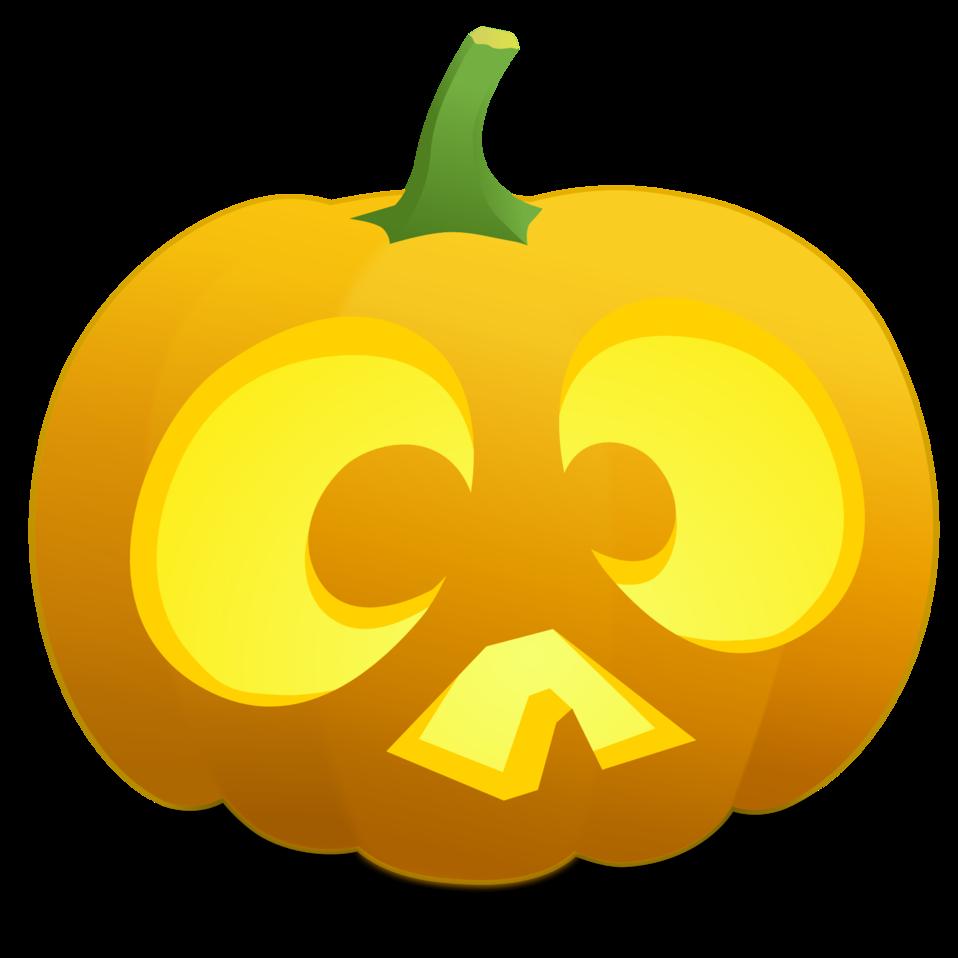 Public domain clip art. Pumpkin clipart lantern