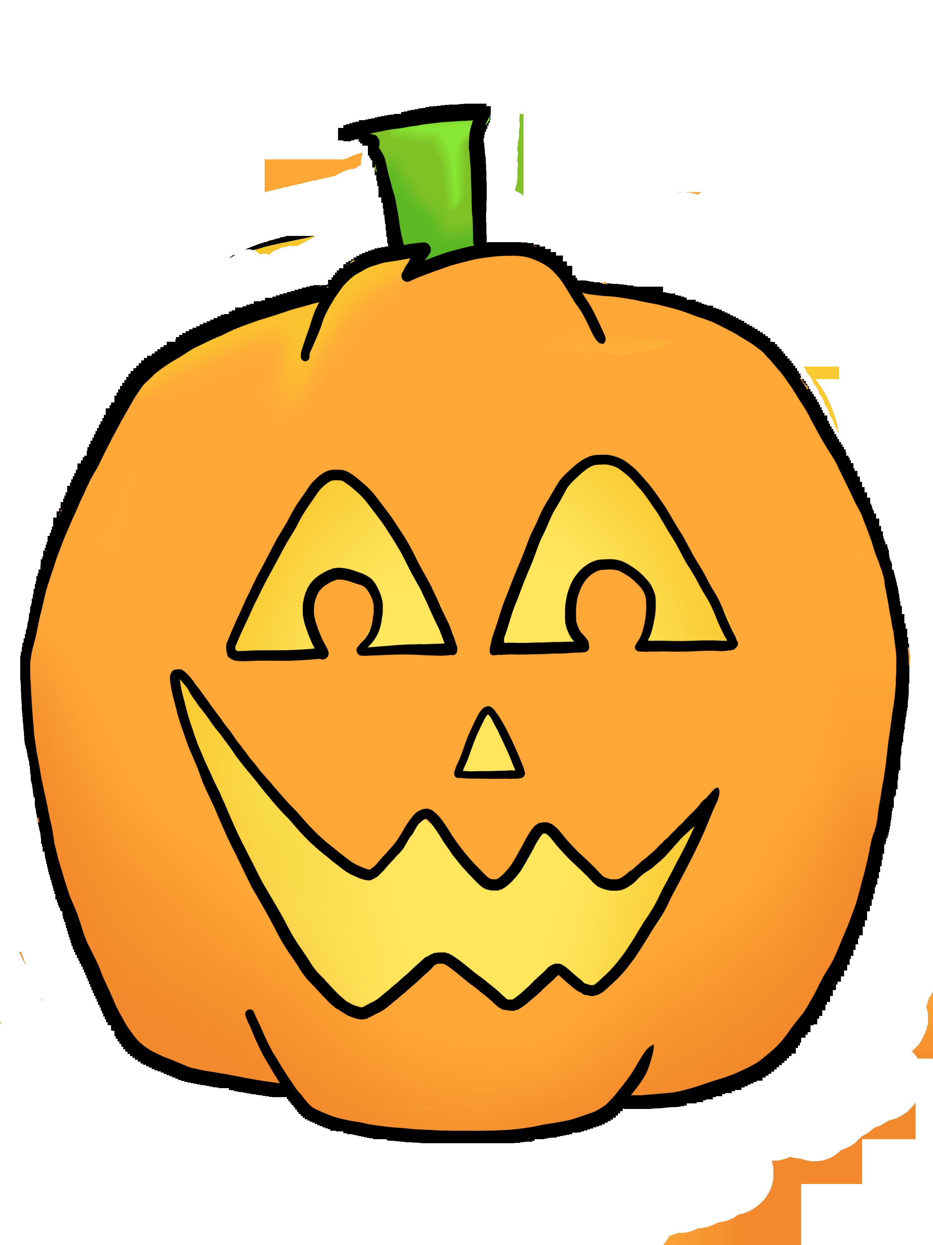 Clipart pumpkin lantern. Cute jack o clip