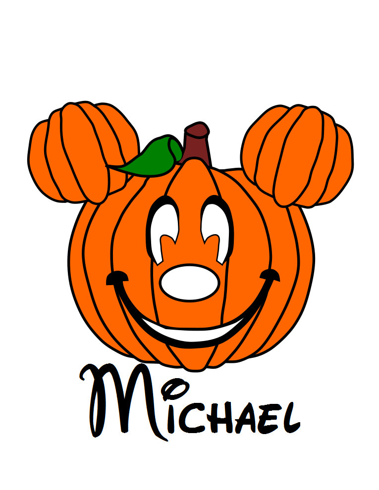 Pumpkin clipart mickey. Mouse clip art library