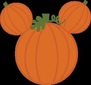 Pin on my miss. Pumpkin clipart mickey