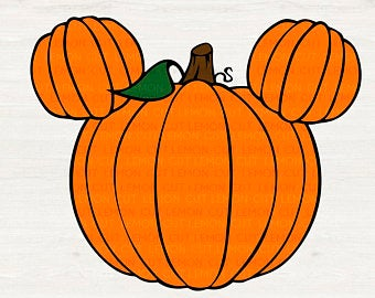 Clipart Pumpkin Mickey Clipart Pumpkin Mickey Transparent Free For Download On Webstockreview 2020