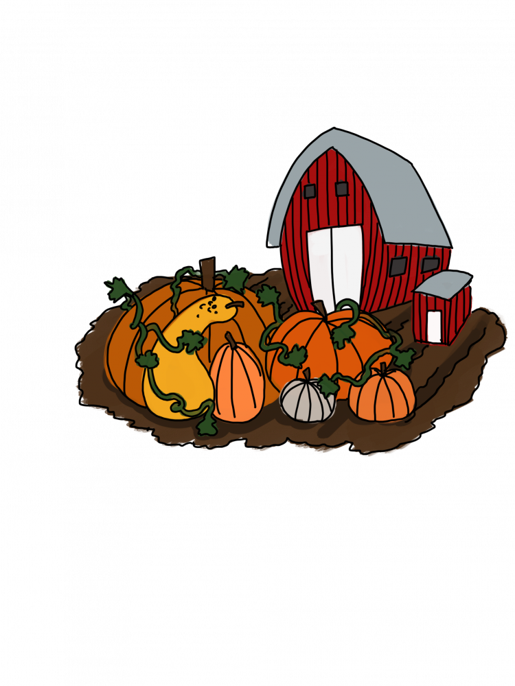 Maze clipart pumpkin.  patches to visit
