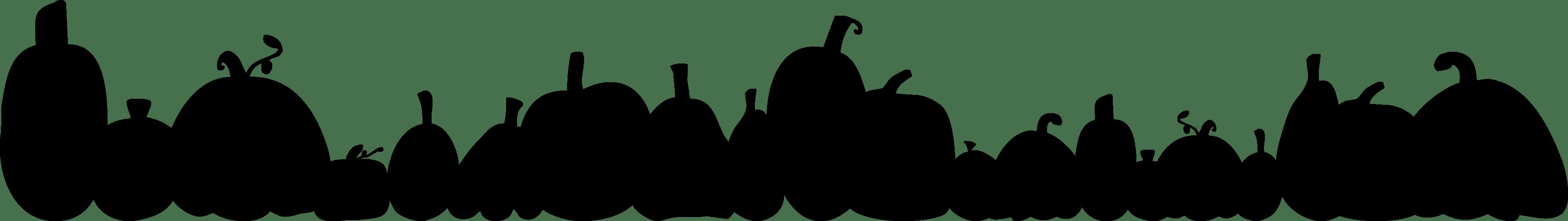 Freebie cu overlays and. Clipart pumpkin silhouette