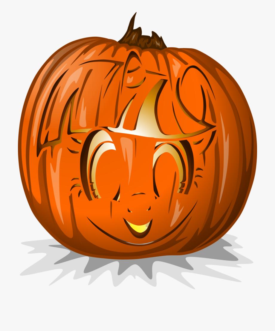Artist pinkius jack lantern. Clipart pumpkin simple